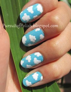 Cute for spring time #blueskies #cloudy