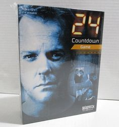 24 Countdown Game 2006 Briarpatch Board Game From TV series 24, staring Kiefer Sutherland as Jack Bauer..... Visit all of our online locations..... www.stores.ebay.com/ourfamilygeneralstore ..... www.bonanza.com/booths/Family_General_Store ..... www.facebook.com/OurFamilyGeneralStore