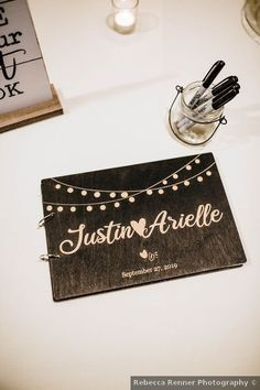 277 Best Wedding Guestbook Ideas images in 2020 | Wedding guest ...
