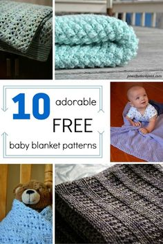 easy knitting patterns for baby blankets                                                                                                                                                                                 More