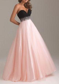 Pink Patchwork Bandeau Rhinestone Backless Off Shoulder tulle Elegant Party Maxi Dress