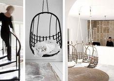 De hangstoel door Adrianne van Dijken Interieuradvies