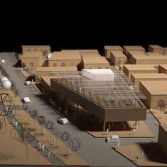 Αποτέλεσμα εικόνας για Prototypical Hospital Project by Grafton Architects