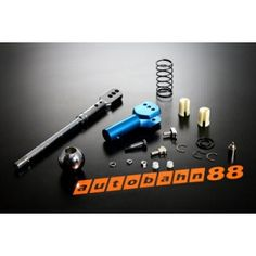 Quick Short Shifter For AUDI A4 B5 96 97 98 99 00 01 - Autobahn88 - CAPP040 from http://short-shifter.com