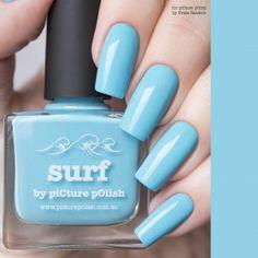 Nail Polish Surf