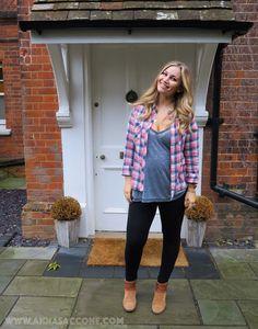 6 Months Pregnant | Anna Saccone Joly