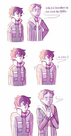 Image result for blushing keith