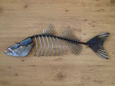 Hey, I found this really awesome Etsy listing at https://www.etsy.com/listing/235235051/snook-fish-metal-wall-sculpture-tropical