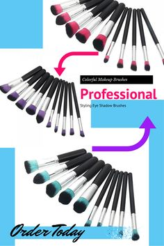 e9f3f40c58f Summer Colors get some fresh makeupbrushes 3 colors to choose  https://weekdaygirlboutique.