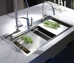 669 Best Kitchen Sinks Taps Images In 2019 Decorating Kitchen