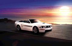 2008 GT/CS California Special Mustang