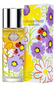 Happy In Bloom 2013 by Clinique Luxury Fragrance - amzn.to/2iFOls8 Beauty & Personal Care - Fragrance - Women's - Luxury Fragrance - http://amzn.to/2ln4KSL
