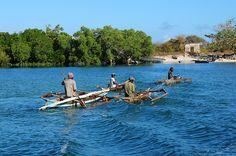 fishing, Arimba, Mozambique