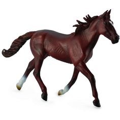 *NEW* CollectA 88644 Standardbred Pacer Chestnut Stallion Model Farm Animals, Animals And Pets, Cute Animals, Hunt Seat, Horse Corral, Horse Wallpaper, Most Beautiful Horses, Chestnut Horse, Horse Drawings