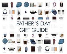 21 neat gift ideas to spoil your dad this Father's Day. To Spoil, Fashion Bloggers, Business Tips, Fathers Day Gifts, Gift Guide, Blogging, Shopping, Style, Swag