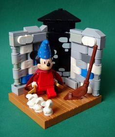 """""""Fantasia"""" by simplybrickingit: Pimped from Flickr"""