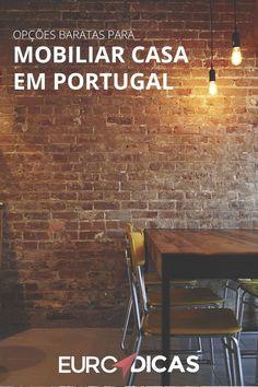 Mobiliar apartamento em Portugal: opções baratas. Algarve, Porto Portugal, Decoration, Exterior, Places, Home Decor, Wanderlust, Travel, Girls