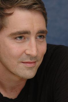 """♥ """"When you play the king of elves and alien warlords, little me is very uninteresting. But, at the same time, actors feel this obligation to be transparent, and I truly don't understand the point. Who cares about people's personal lives? Trust me, if I had something interesting to say about myself, I would.""""--Lee Pace, c. 2013."""