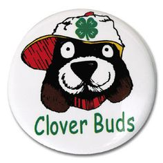 4-hmall.org - Product: Cloverbuds Button