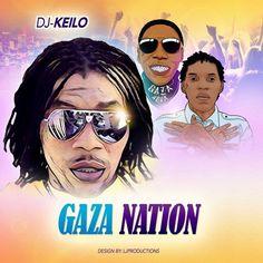 GAZA NATION MIX BY DJ KEILO By UPTOWN