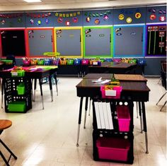 So excited about my room this year! Better pics coming soon! You can see my classroom pics in this post .