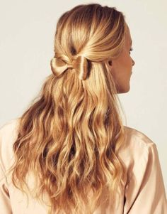 Hair bow! <3