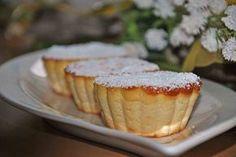 Schnelle Käsekuchen-Muffins Quick Cheesecake Muffins (recipe with picture) by Fast Dessert Recipes, No Bake Desserts, Cupcake Recipes, Chocolate Cheesecake Recipes, Cheesecake Cake, Brownie Recipes, Cupcakes, Cake Cookies, Muffin Recipes