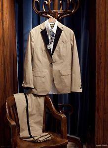 Polo Ralph Lauren Rugby Khaki Cotton Tuxedo Jacket 40R Extremely RARE Skull   eBay