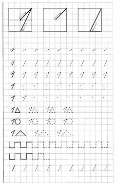 Graph Paper Art, Hidden Pictures, Pre Writing, Homeschool Math, Markers, Worksheets, Activities For Kids, Kindergarten, Calligraphy