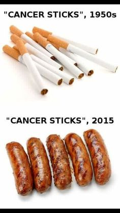 Cancer Sticks / vegan meme / vegan humor / vegan lifestyle