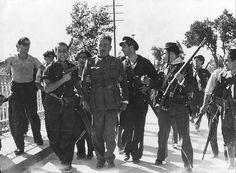 1936-07-22 Detención del Comandante Rafael Ortíz de Zárate llevado al lugar donde se le ajustició