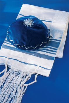 """The word """"tallit"""" means literally, """"little tent."""""""