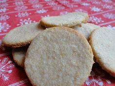 Kokos og citron småkager | PCOliv