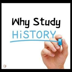 Back to School  Why Study History? Do your students truly understand why they are taking a history class!? Why not teach them in a fun activity?  Turn your students into historians as they dig through artifacts, analyze primary sources and read information about history.