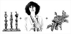 Henry Moore + Patti Smith + Rose = Paul Smith A/W11
