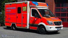 Fahrzeug der Hamburger Feuerwehr