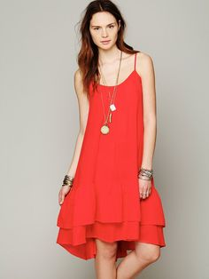 Free People Natural Habitat Dress at Free People Clothing Boutique