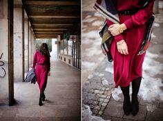One Plus Me fashion blog, Jana Makroczy photography Oversized Dress, Asos, Zara, My Style, Photography, Dresses, Fashion, Gowns, Moda