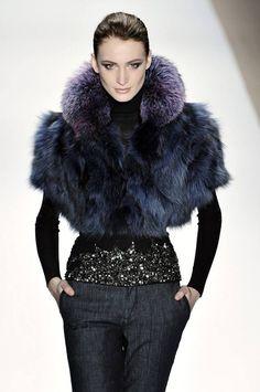 Faux Fur Bolero, Fabulous Furs, Fur Fashion, Fox Fur, Dandy, Catwalk, Fur Coat, Style Inspiration, Boutique