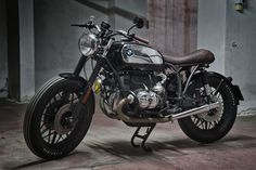 Bmw R100 Boxer Shine   by Motorecyclos