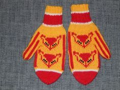 Knit Crochet, Crochet Hats, Knit Art, Animal Crafts, Yarn Crafts, Baby Knitting, Knitting Patterns, Craft Projects, Gloves