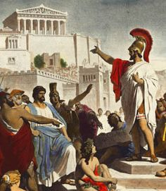 GOVERNMENT: Athens is often called the Birthplace of Democracy. Although it only lasted about 100 years, direct democracy started in Athens and the citizens of Athens really liked it.