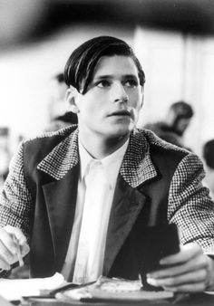 Back to the Future - George McFly. Best Nerd Ever!