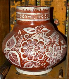 Antique Mexican Pottery