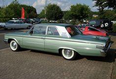 1963 Ford Galaxie 500 2-Door Sedan