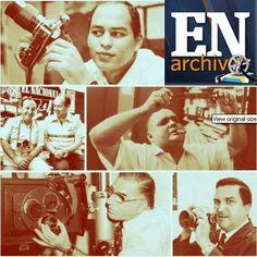 Fotógrafos legendarios de El Nacional. Fotos (ARCHIVO EL NACIONAL)