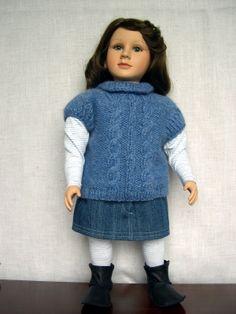 "Turquoise Blue Socks fit 23/"" My Twinn Size /& Larger Doll"
