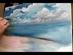 كيف ترسم السماء مدونة استفيد للديكور