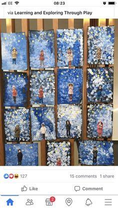 Preschool Christmas, Christmas Crafts For Kids, Christmas Activities, Xmas Crafts, Christmas Art, Winter Christmas, Daycare Crafts, Preschool Crafts, Winter Thema