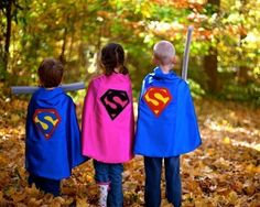 Cyber Monday Sale Free Armbands  Superman Cape for by pipandbean, $25.00